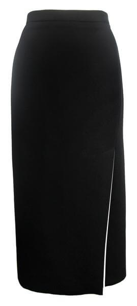 Yoana Baraschi – Black Highlife Crepe Suit Skirt