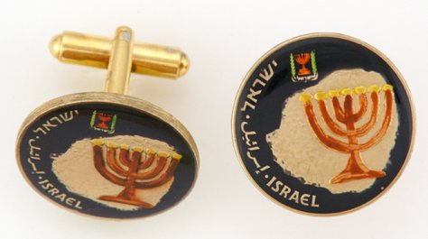 israel menorah